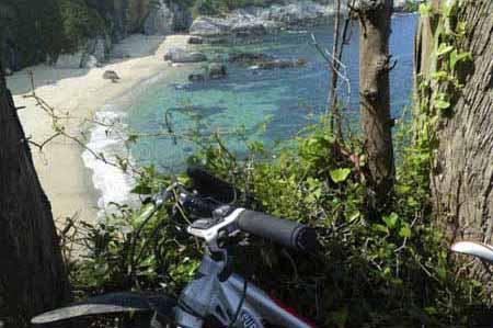En Ruta BTT por la Senda Costa Naviega del Occidente de Asturias